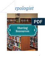 Wet Shaving Resource Guide_Sharpologist's