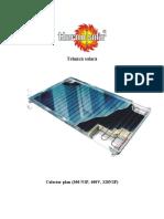 Carte Tehnica Panouri Solare Thermosolar 2010_dju5mr