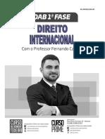 0035 11 16 Direito Internacional MD Completo