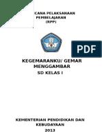 CONTOH RPP TEMATIK KELAS  1.docx