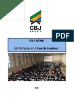 Relatório Final Seminário FIJ 2017 Baku