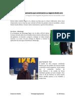 32. Cinco Grandes Empresarios Que Comenzaron Su Negocio Desde Cero