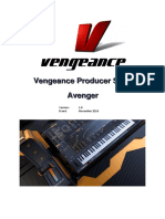 VPS Avenger Manual German