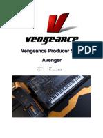 VPS Avenger Manual German