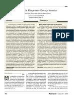 Artigo - Tamanho de Plaquetas e Doença Vascular