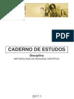 METODOLIGIA CIÊNTIFICA CORRIGIDO.pdf