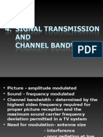 Signal Transmission & channel Bandwidth.ppt
