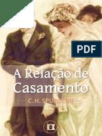 C.H. Spurgeon - A Relação de Casamento