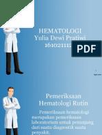 Hematologi PDF