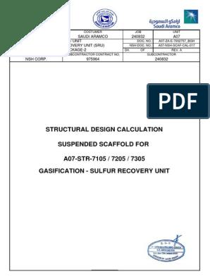 a07-Za-e-7002757 Bgh a Sgb Approved | Scaffolding | Beam