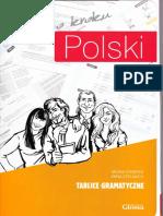 Stelmach Anna, Stempek Iwona. Polski Krok Po Kroku. Tablice Gramatyczne