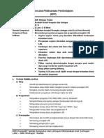 RPP Melakukan Ins., Perawatan & Perbaikan Perangkat LAN