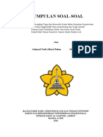 Kumpulan Soal Anastesi - Achmad Yudi Albari Pohan