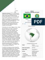 Brasil – Enciclopédia Livre