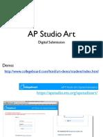 Appel APDigitalSubmission