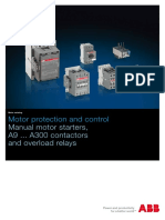1SBC100179C0201 Main Catalog Motor Protection and Control