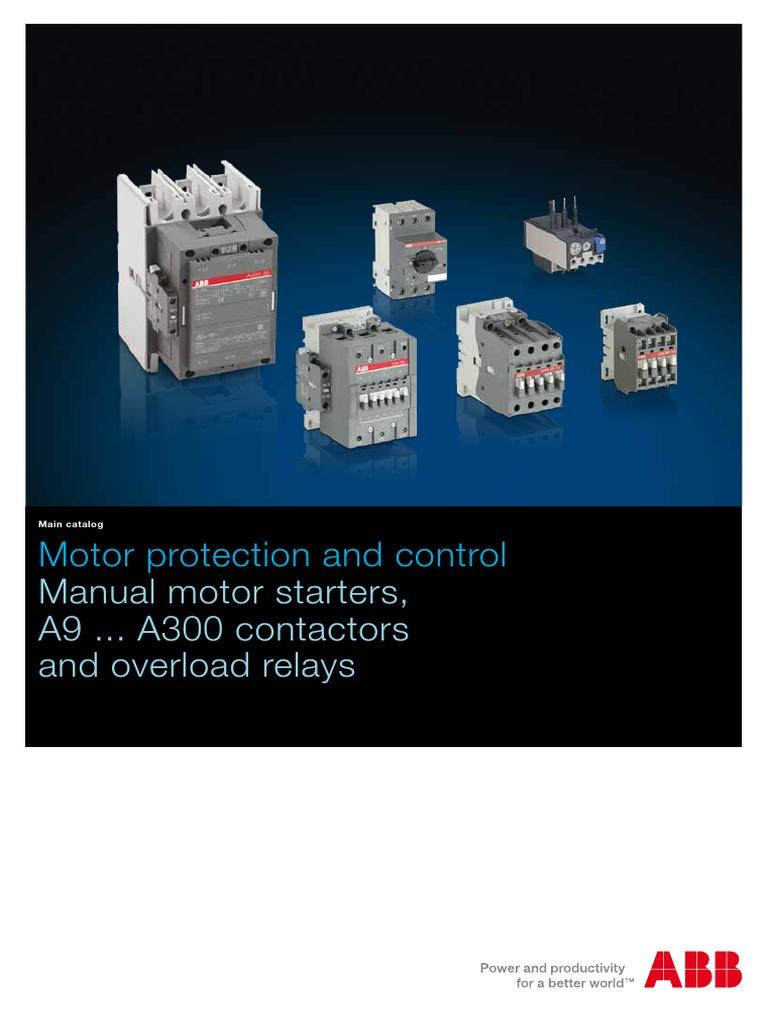 1SBC100179C0201 Main Catalog Motor Protection and Control ... on
