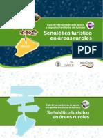 Señaletica Turistica en Areas Rurales Ecuador