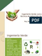 Ingeniería Verde