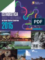 EstadísticaAnualyMultianual2015