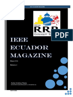 IEEE Ecuador Magazine Mayo2016