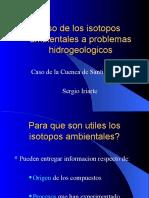 Isotopos Estables