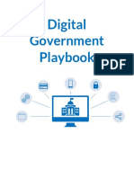 Digital Government Playbook