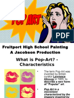 pop art fhs2017