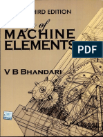 BOK Design of Machine Elements BHANDARI