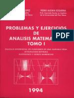 Problemas y Ejercicios de an Lisis Matem Tico. Tomo 1. Vera Alegr A