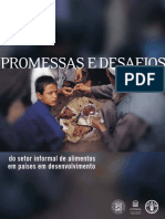 2011 PROMESSAS E DESAFIOS Do Setor Informal de Alimentos Modificado