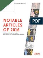 NEJM Notable Articles of2016.pdf
