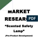 Market Research Nila Jinky