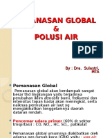 7. Polusi Udara & Air