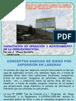 3. Capac. en Operación y Mantenimiento de La Infraestructura Carhuancho