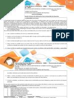 Guía de Actividades y Rúbrica de Evaluación - Paso 4 - Usando Sistemas de Información Para El Desarollo de Proyectos