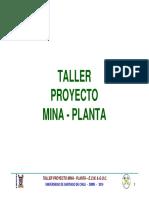 Taller Proyecto 2016