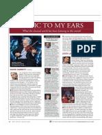 BBCMusic Magazine  - Jesus Leon Interview