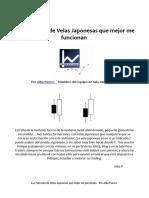 Los Patrones de Velas Japonesas Que Mejor Me Funcionan Por Alba Puerro