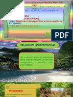 ECOLOGIA EXPONER