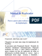 Manual do Replicador