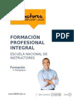 9 Formación Profesional Integral