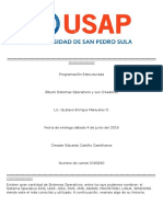 Album Sistemas Operativos