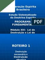 ModuloXIII Rot. 1