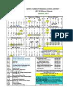 2017-18 final calendar appr  3-20-17
