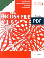 New English File Elementary Workbook.pdf