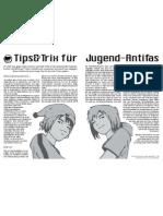 Tips&Trix für Jugend-Antifas