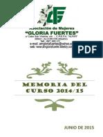 memoria curso 2014 15