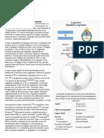Argentina - Enciclopédia Livre