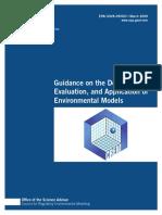 Environmental Models EPA